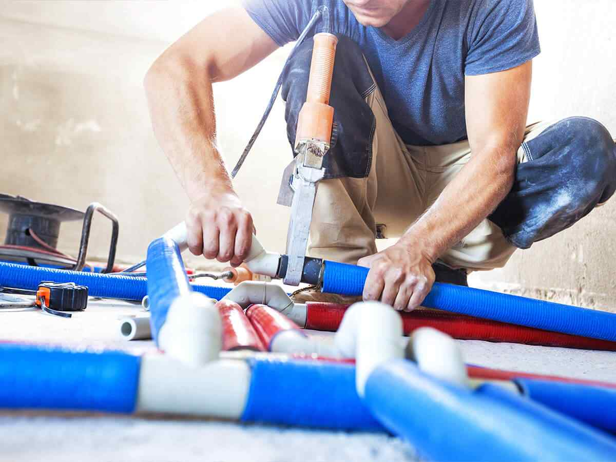 Licensed Plumber in Perth